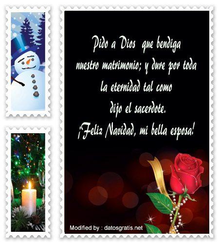 Mensajes De Feliz Navidad Para Mi Esposo Tarjetas De Navidad