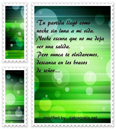 Frases Y Postales De Aliento Por Fallecimiento De Un