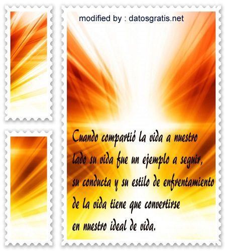Frases Y Postales De Aliento Por Fallecimiento De Un Pariente