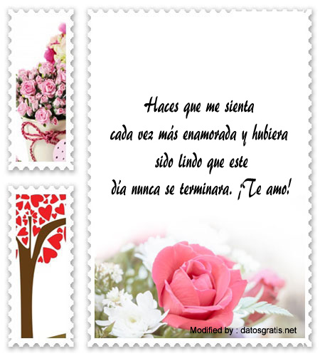 Mensajes De Amor Para Mi Novio Gratis Frases De Amor Datosgratis Net