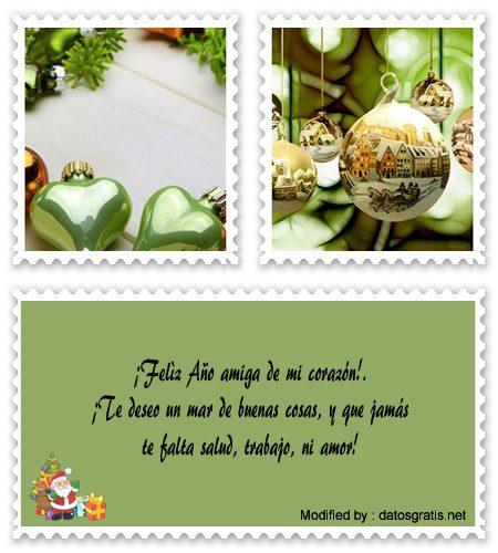 Frases De Año Nuevo Paramandar A Mis Amigos Feliz Año