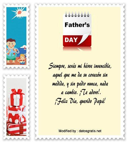 Bonitos Discursos Por El Dia Del Padre Frases Por El Dia