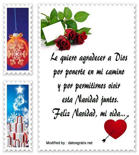 Frases Bonitas De Feliz Navidad Para Mi Novia Tarjetas De Navidad