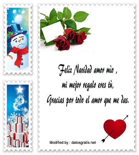 Dedicatorias De Feliz Navidad Para Mi Novio Frases De Amor