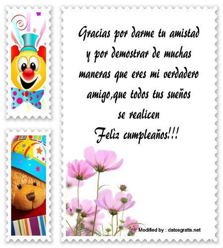 Frases De Feliz Cumpleaños Para Mi Mejor Amigo Mensajes De