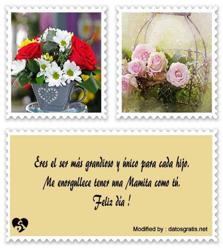 Frases Por El Día De La Madre Mensajes Bonitos Por El Día