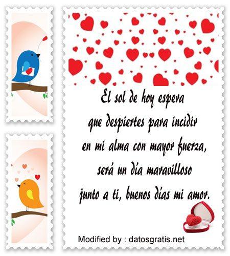 Mensajes Romanticos De Buenos Dias Frases De Buenos Dias