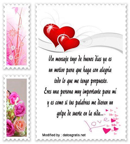 Nuevas Frases Para Mi Amor De Buenos Dias Mensajes De Buenos Dias