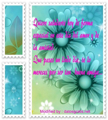 Frases Bonitas Por El Dia De La Amistad Mensajes De Amistad