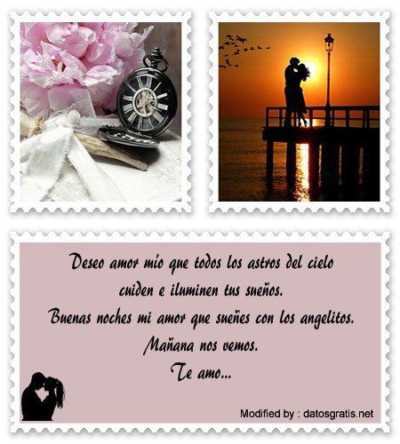 Los Mejores Textos De Buenas Noches Para Mi Amor Datosgratis Net