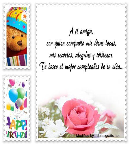 Bonitas Frases De Cumpleaños Para Mi Prima Saludos De Cumpleaños Datosgratis Net