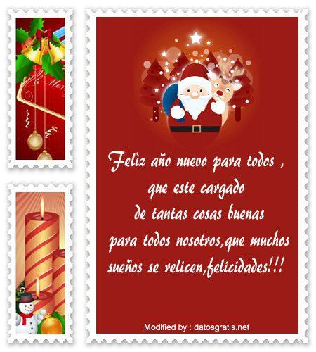 Frases felicitacion navidad clientes