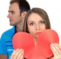 como escribir una carta para terminar una relación de amor