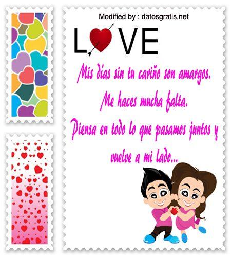 Los Mejores Mensajes Para Recuperar A Mi Amor Frases Para