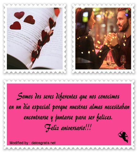 Lindos Mensajes El Primer Aniversario De Casados Saludos