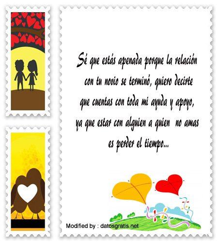 Lindos Mensajes Para Una Amiga Triste De Amor Frases De