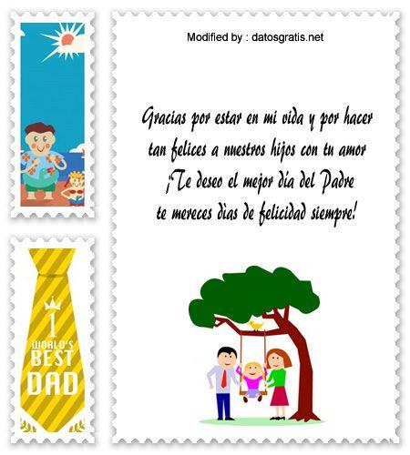 Cartas Para Mi Esposo Por El Dia Del Padre Frases Por El Dia Del