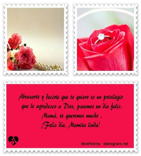 Agradecer Saludos Por El Día De La Madre Frases Para