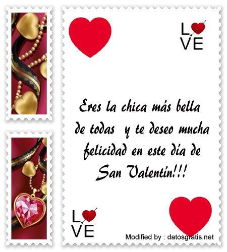 Bonitos Mensajes Por El Dia Del Amor Para Facebook Frases De Amor