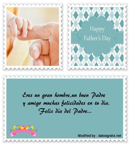 Bonitas Cartas Por El Día Del Padre Para Mi Tío Saludos Para El