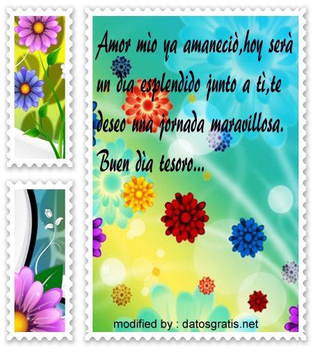 Top Mensajes De Buenos Dias Para Mi Amor Con Imagenes Datosgratis Net