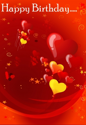Happy Birthday Mi Amor