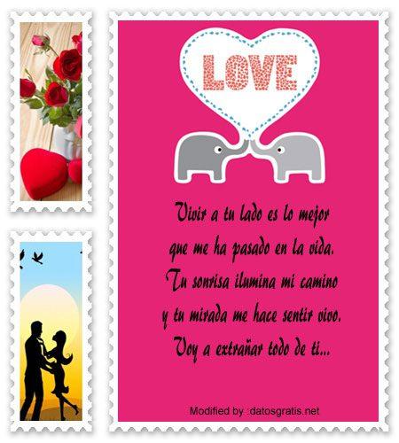 Bonitos Mensajes De Amor Para Alguien Que Extranas Mucho