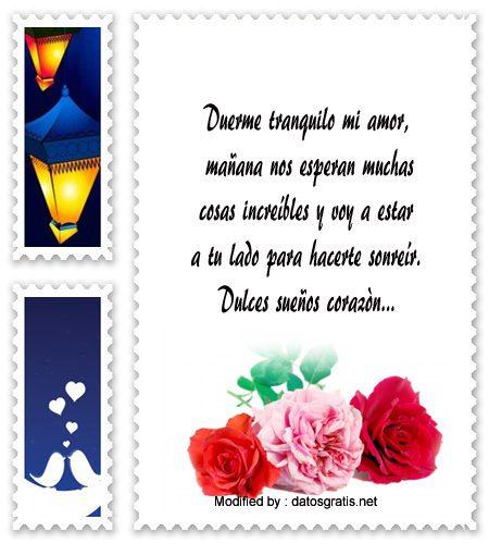 Bellas Frases De Buenas Noches Para Mi Amor Mensajes De Buenas