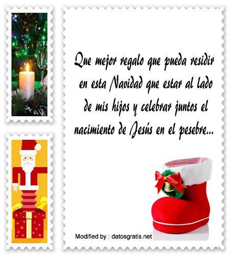 Buscar Frases Bonitas De Navidad Para Mis Hijos Saludos De