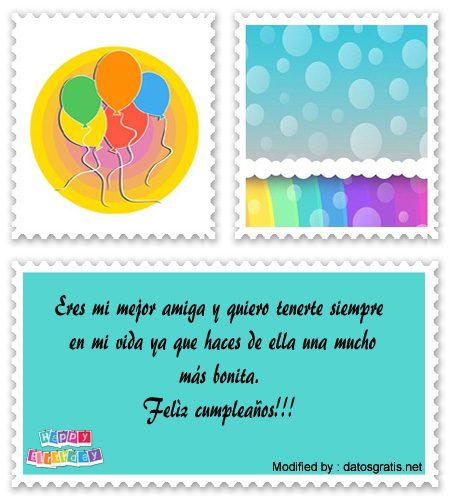 Carta De Feliz Cumpleanos Para Una Amiga.Cartas De Cumpleanos Para Mi Amiga Saludos De Cumpleanos