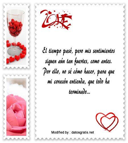 Mensajes Y Frases A Un Amor Imposible Poemas De Amor Datosgratis Net