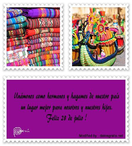 Buscar Mensajes De Fiestas Patrias Bonitos Saludos Feliz