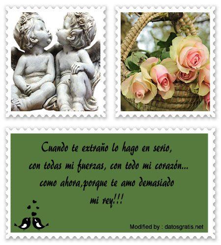 Bonitas Frases Largas De Amor Y Amistad Mensajes Romanticos