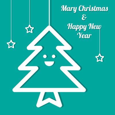Frases De Feliz Navidad Y Próspero Año Nuevo Saludos