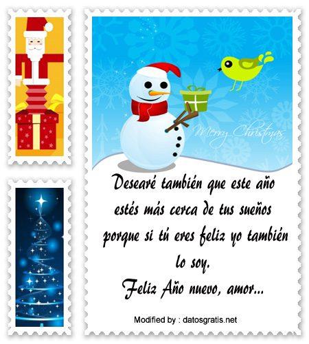 Bonitas Frases De Año Nuevo Para Mi Amor Saludos De Año