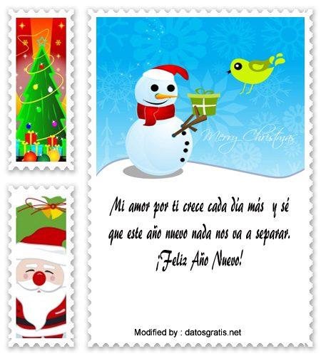 Bonitas Frases De Ano Nuevo Para Mi Amor Saludos De Ano Nuevo