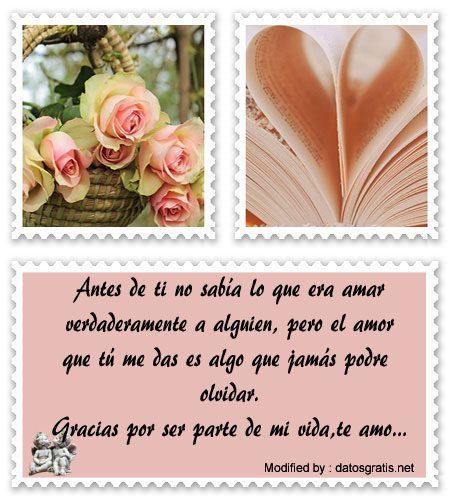 Bonitas Frases Romanticas Para Un Primer Amor Mensajes De San