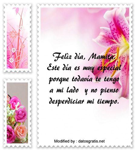 Bonitas Frases Del Día De La Madre Para Messenger Y Skype