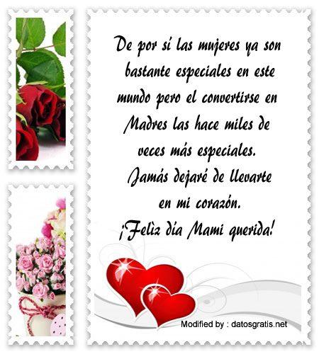 Frases Muy Bonitas De Feliz Día De La Madre Saludos Del