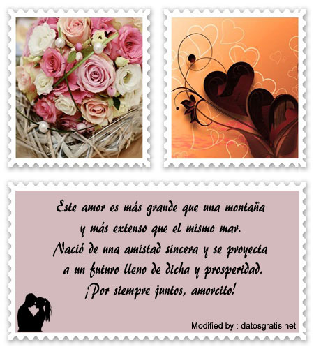 Textos De Amor Y Amistad Para Mi Novio Tarjetas De Amor