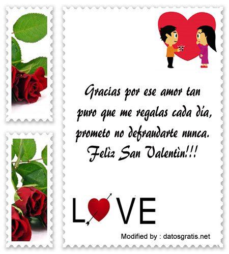 Bonitas Frases De San Valentin Para Descargar Mensajes De Amor