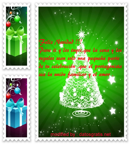 Tarjetas Bonitas Con Mensajes De Navidad Para Celular Datosgratis Net