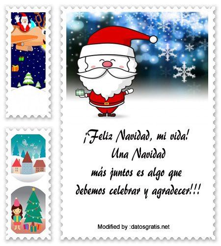 Mensajes Bonitos De Amor Por Navidad Saludos De Navidad