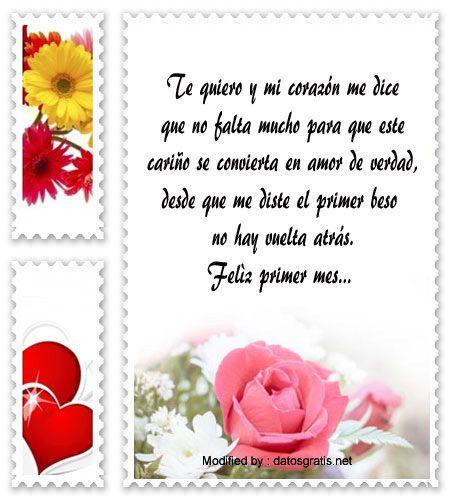 Romanticos Saludos Por Aniversario De Novios Mensajes De