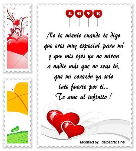 Mensajes De Amor Frases Para Enamorar Datosgratis Net
