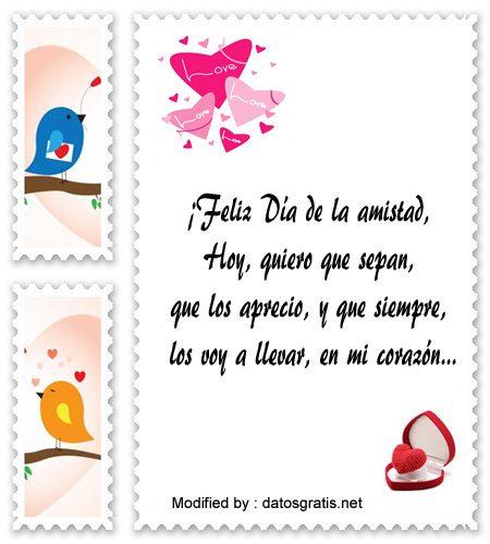 Mensajes De San Valentìn Para Mis Amigos Frases De Amor