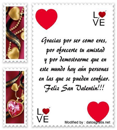 Felìz Dìa De San Valentìn Para Mis Amigos Frases De