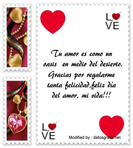Palabras Bonitas Para San Valentìn Frases De Amor