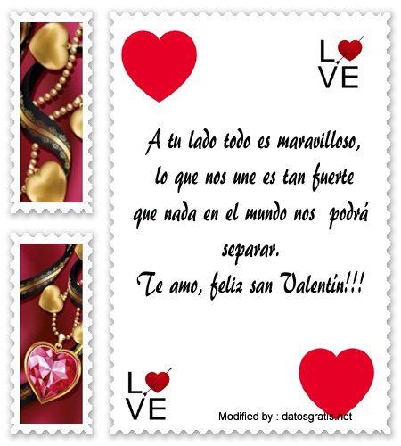 Mensajes Para Enamorar En San Valentin Frases De Amor