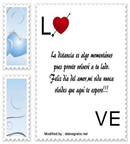 Felìz San Valentìn Para Un Novio Que Esta Lejos Mensajes De Amor
